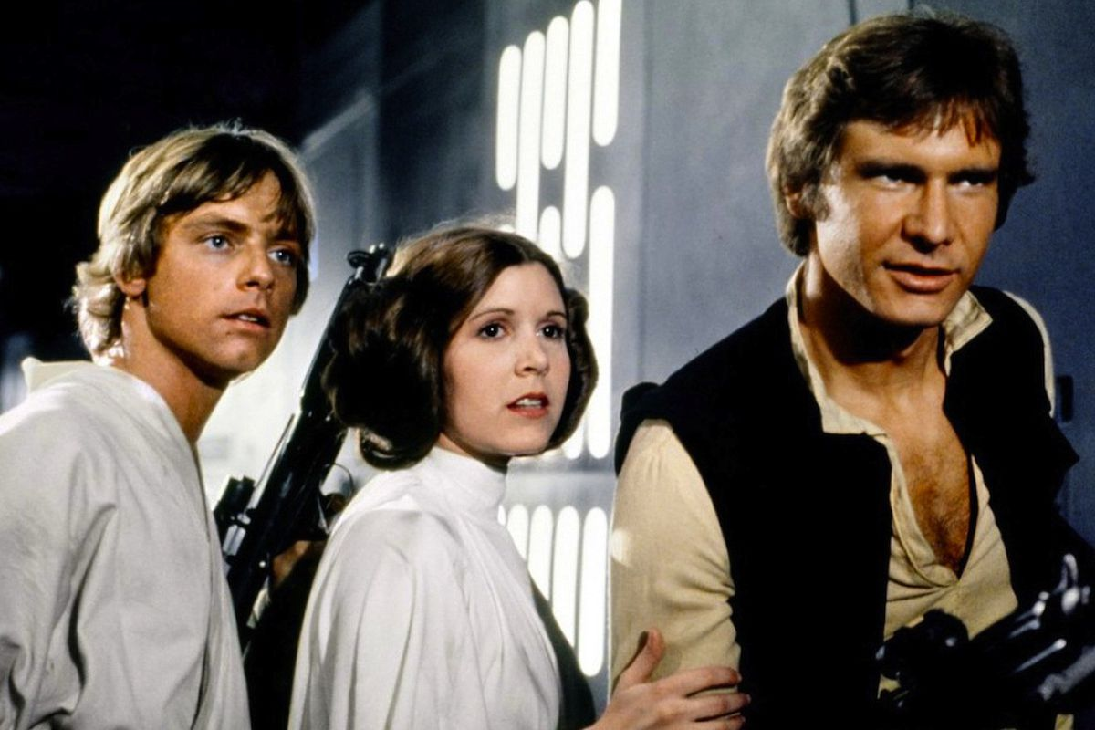 Image result for Star Wars: Original Trilogy