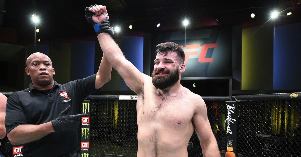 Julian Marquez vs. Jordan Wright on tap for Oct. 16 UFC event