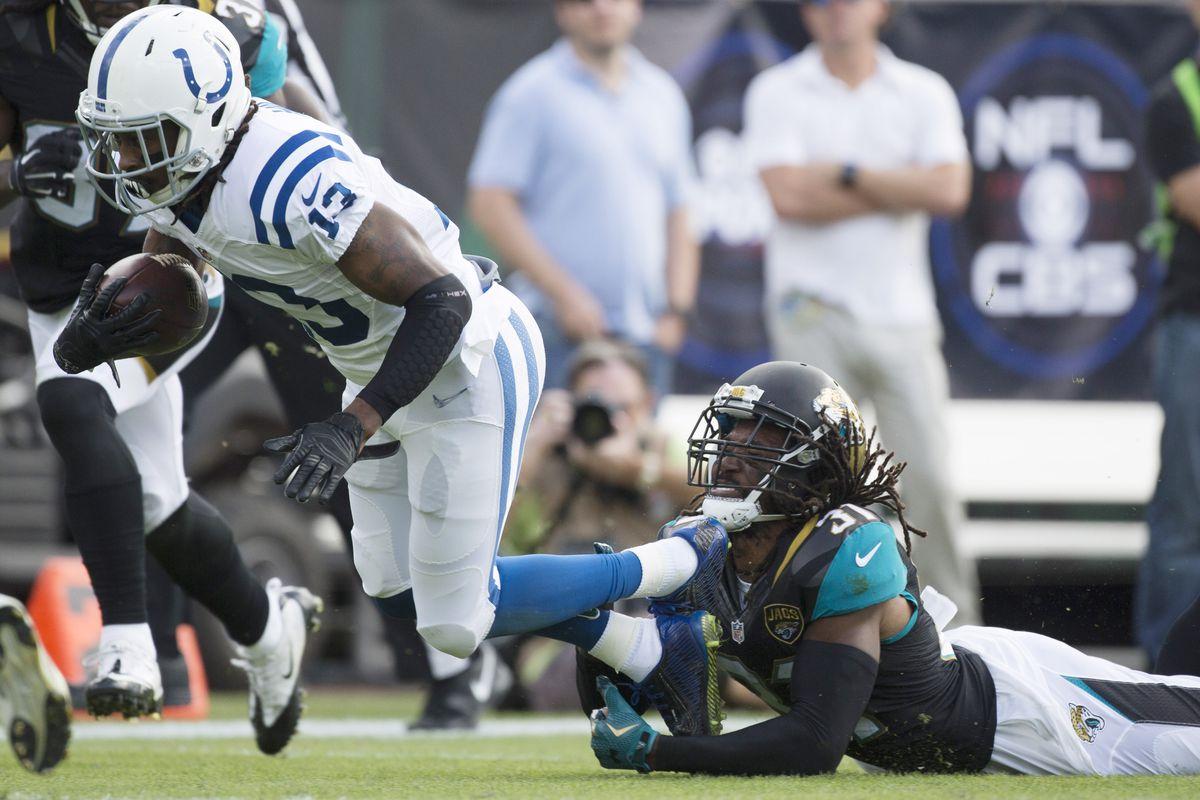 NFL: Indianapolis Colts at Jacksonville Jaguars