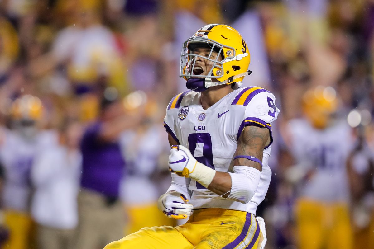 COLLEGE FOOTBALL: SEP 29 Ole Miss at LSU