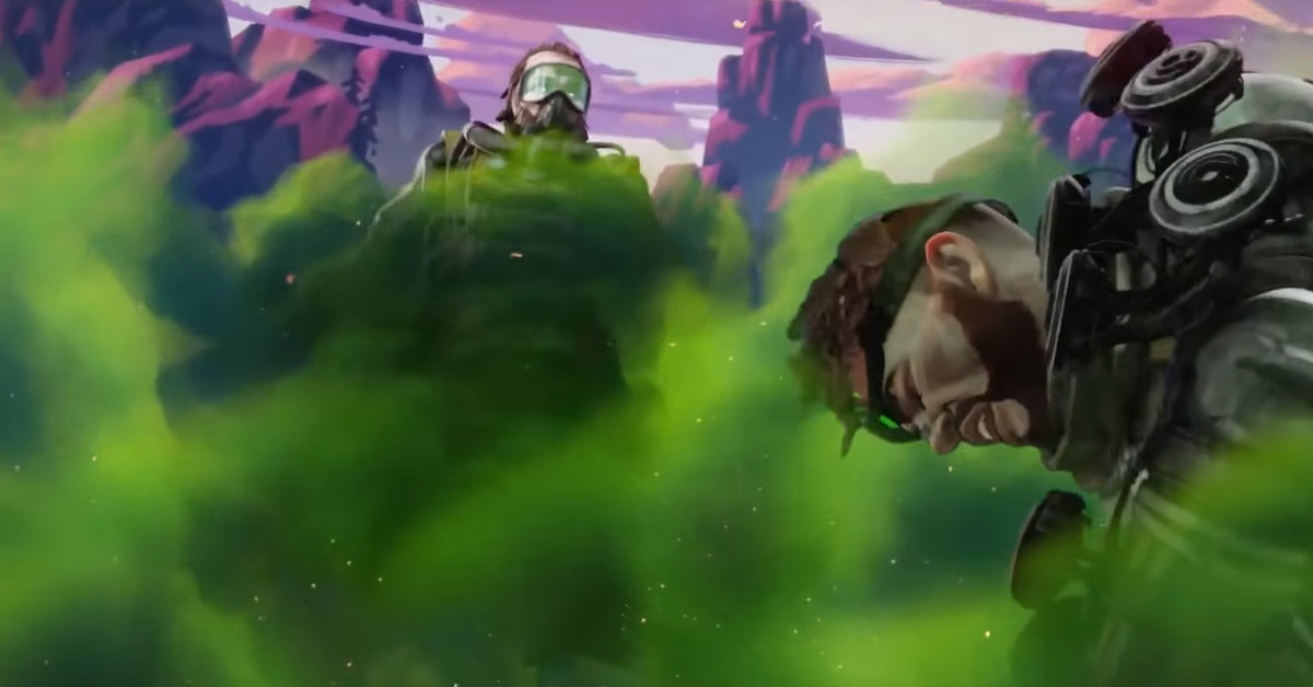 New Apex Legends patch fixes one of Caustic's most annoying bugs