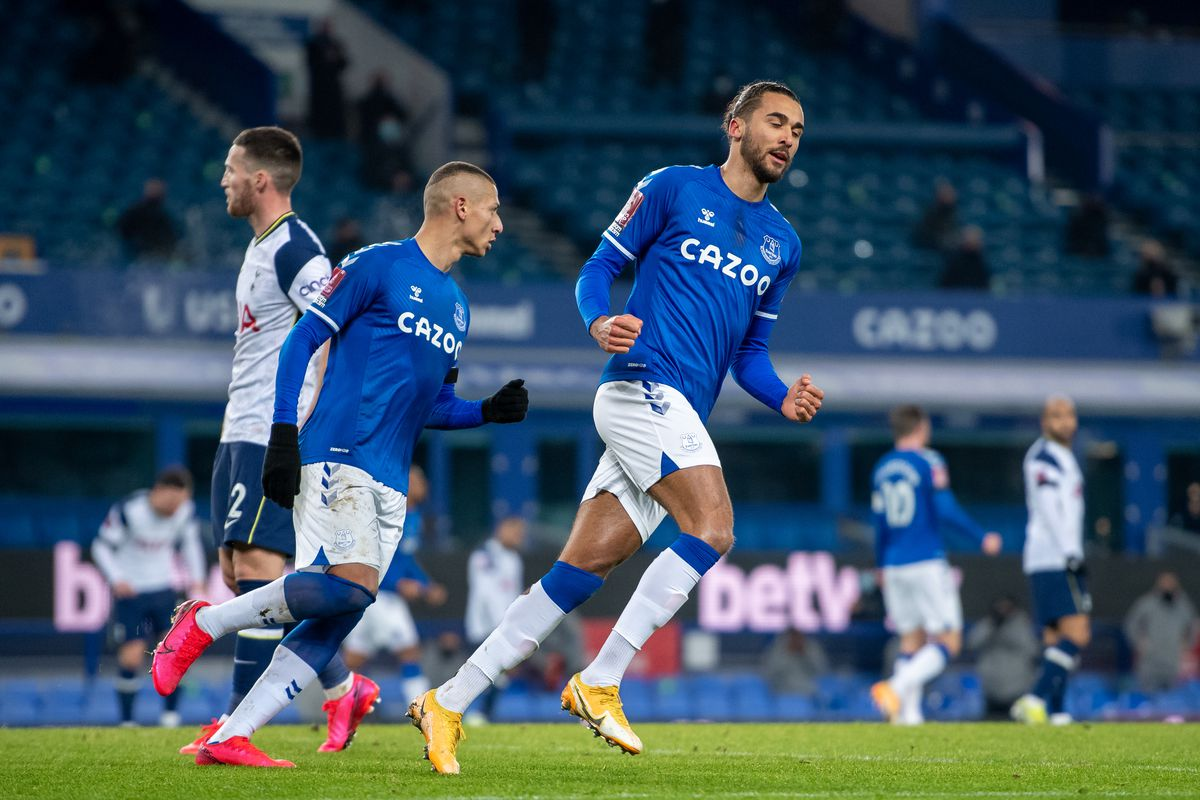Dominic Calvert-Lewin has 50 goals in his young Everton Career: What  Heights lie in store? - Royal Blue Mersey