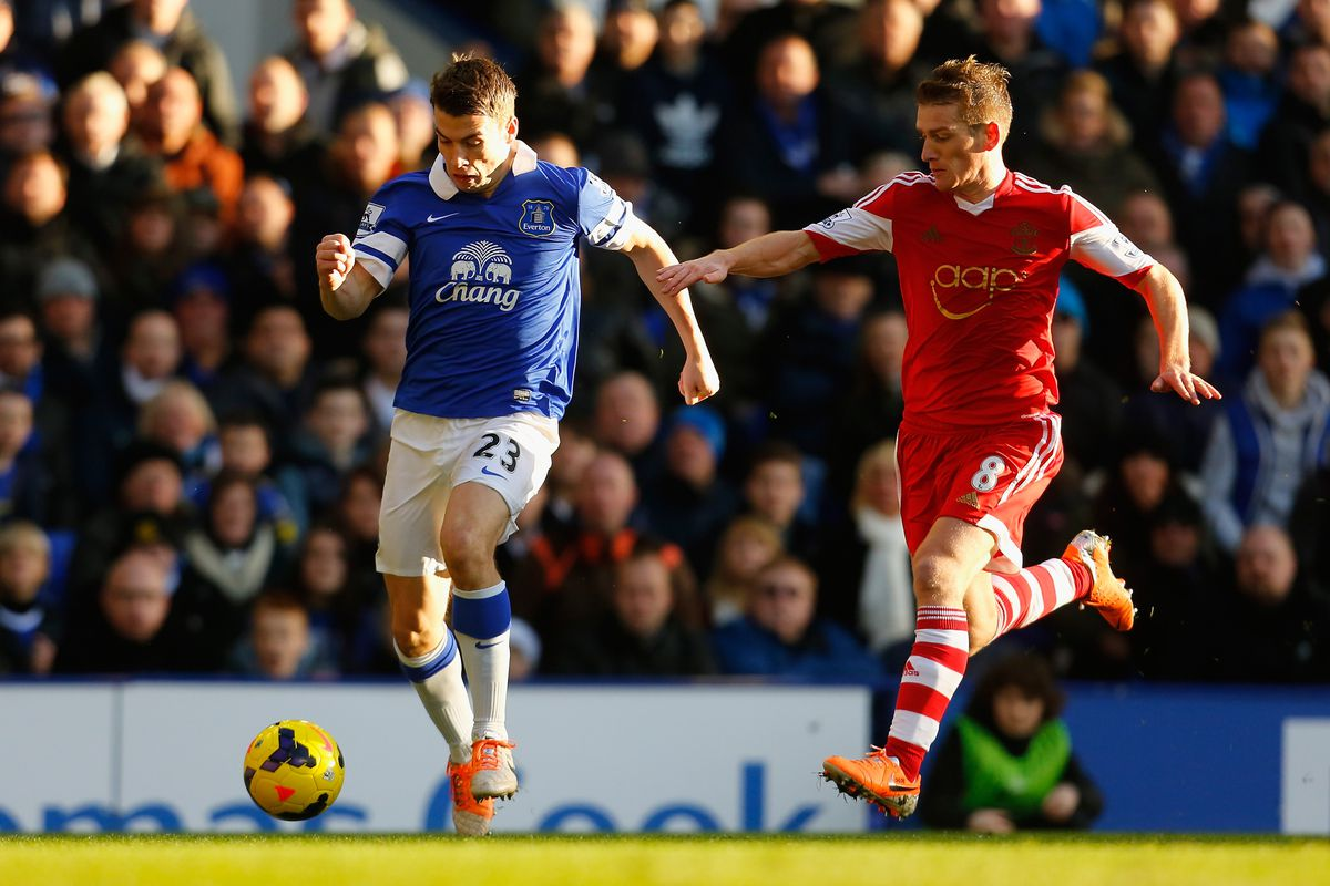 Seamus Coleman's 'Cafu-like' goal set the Blues on their way early on in the reverse fixture and fullbacks will again be key in the return