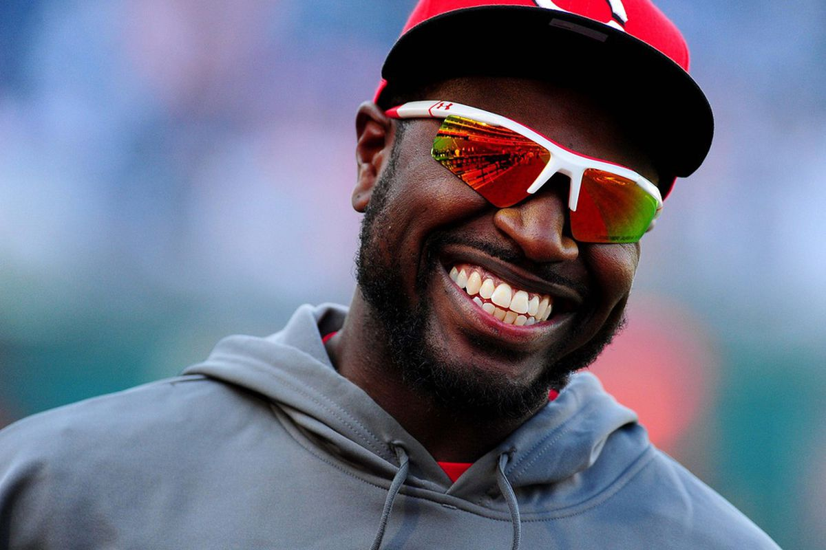 Brandon Phillips hopes to pass on his contagious smile to fantasy owners in 2013.
