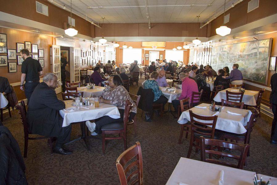 Mary Mac\'s Tea Room, Wednesday at Noon - Eater Atlanta