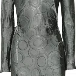 Satin-jacquard dress$230.0065% OFF$80.50