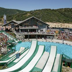 The Utah Olympic Parks are the perfect stop for adrenaline lovers, featuring rock climbing walls, Extreme Zip Lines, Extreme Tubing down the ski jumps, and a variety of other adventure courses.