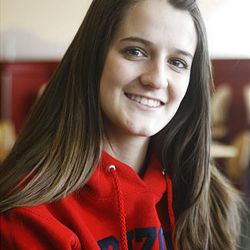 Allison Sanford, a BYU student form Arizona said she only applied to BYU.