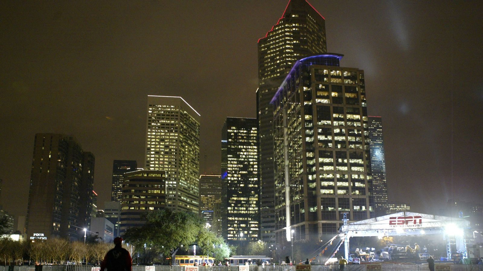 HOUSTON VISITOR'S GUIDE