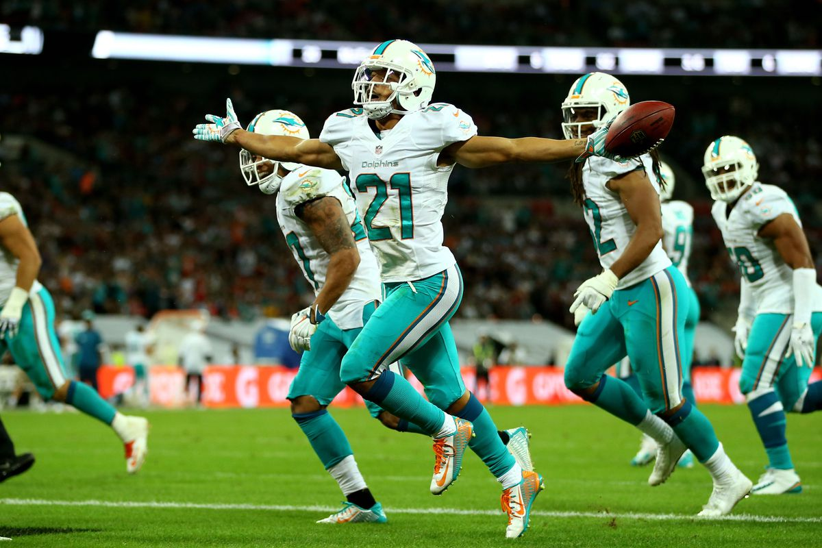 Dolphins player to watch against Lions Brent Grimes Pride