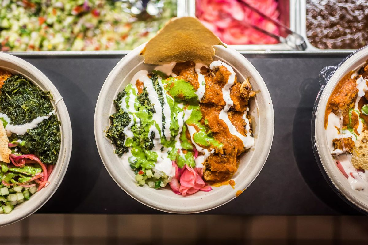 Rasa Will Bring Its Fast Casual Indian Bowls To Two New