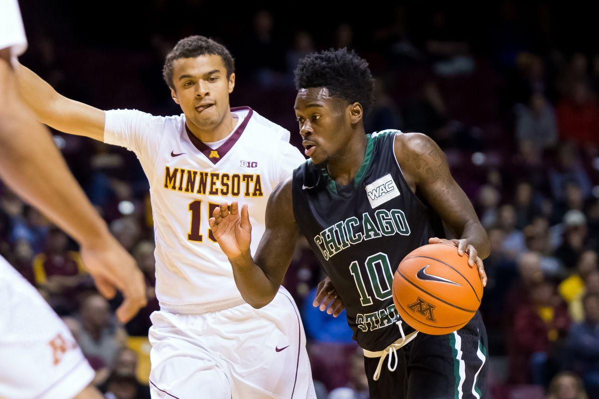 NCAA Basketball: Chicago State at Minnesota