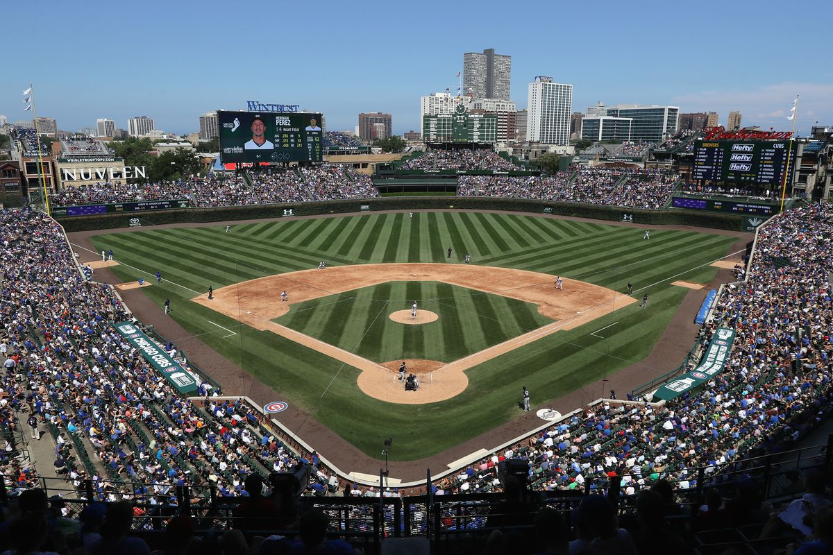 Milwaukee Brewers v Chicago Cubs-Game One