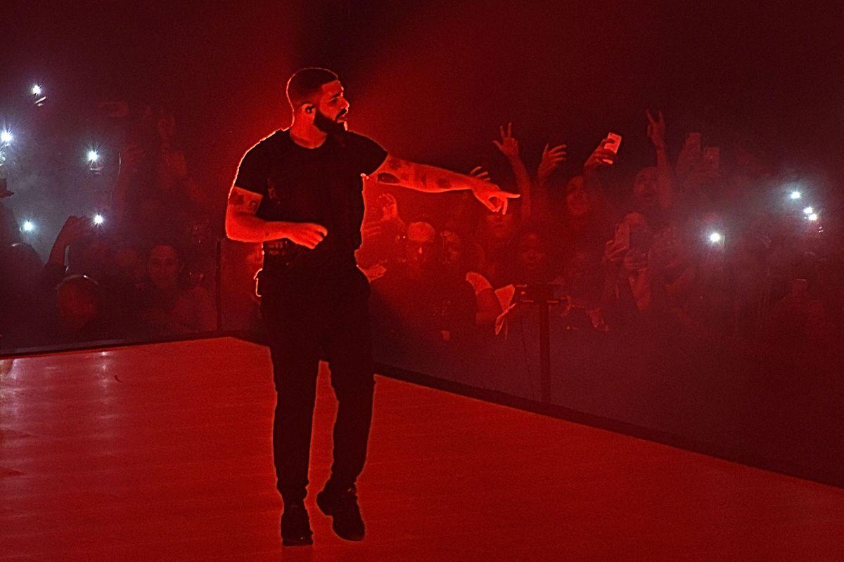 Drake In Concert - New York, NY