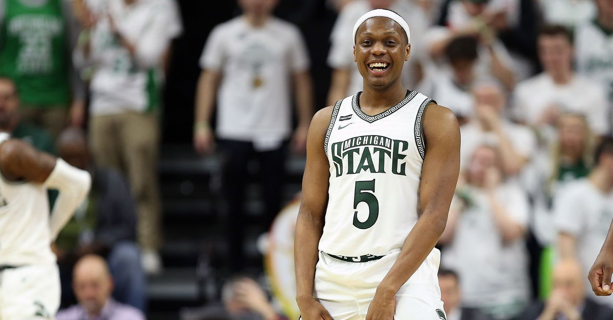 Can Cash & MSU pull a Kemba & UConn 2011?