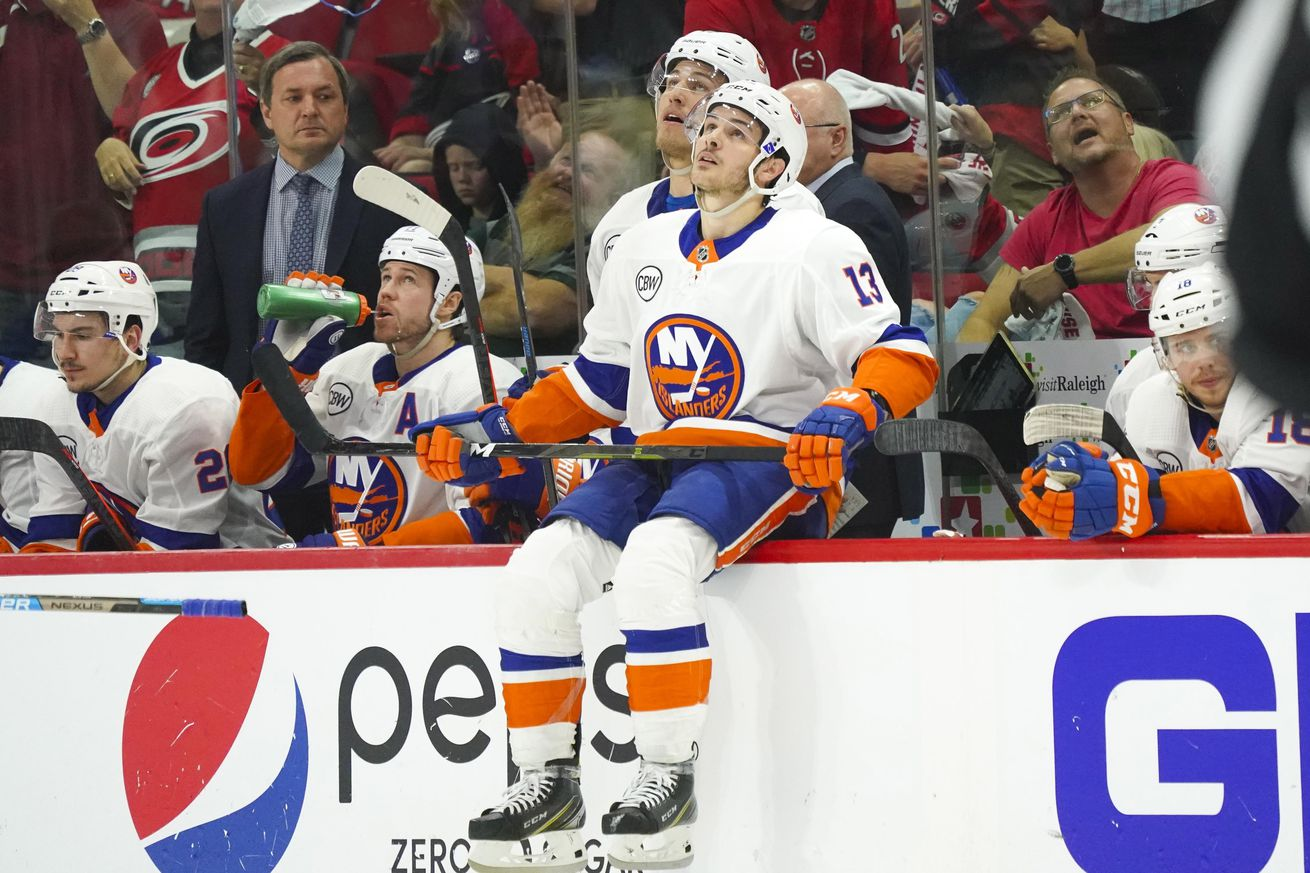 Isles Buzz: Much Speculation