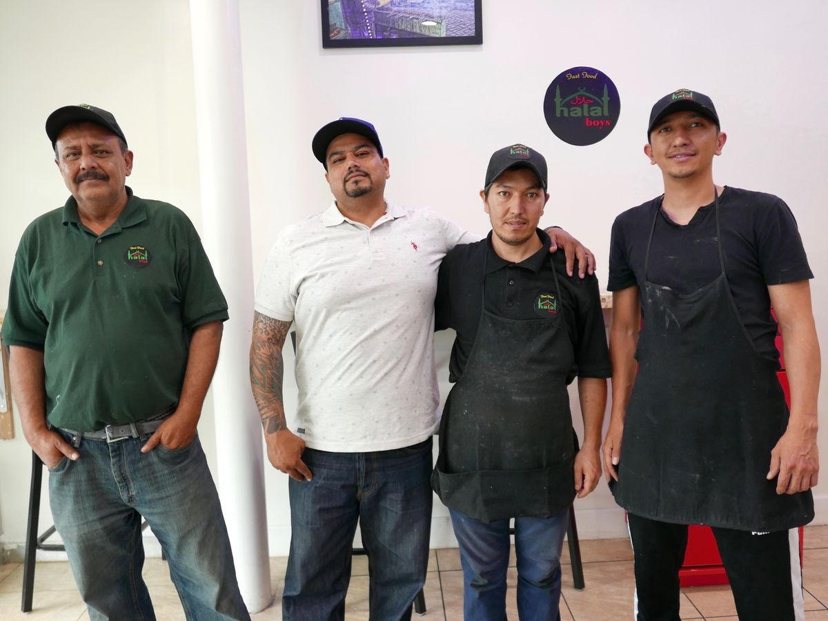 Chefs Los Angeles
