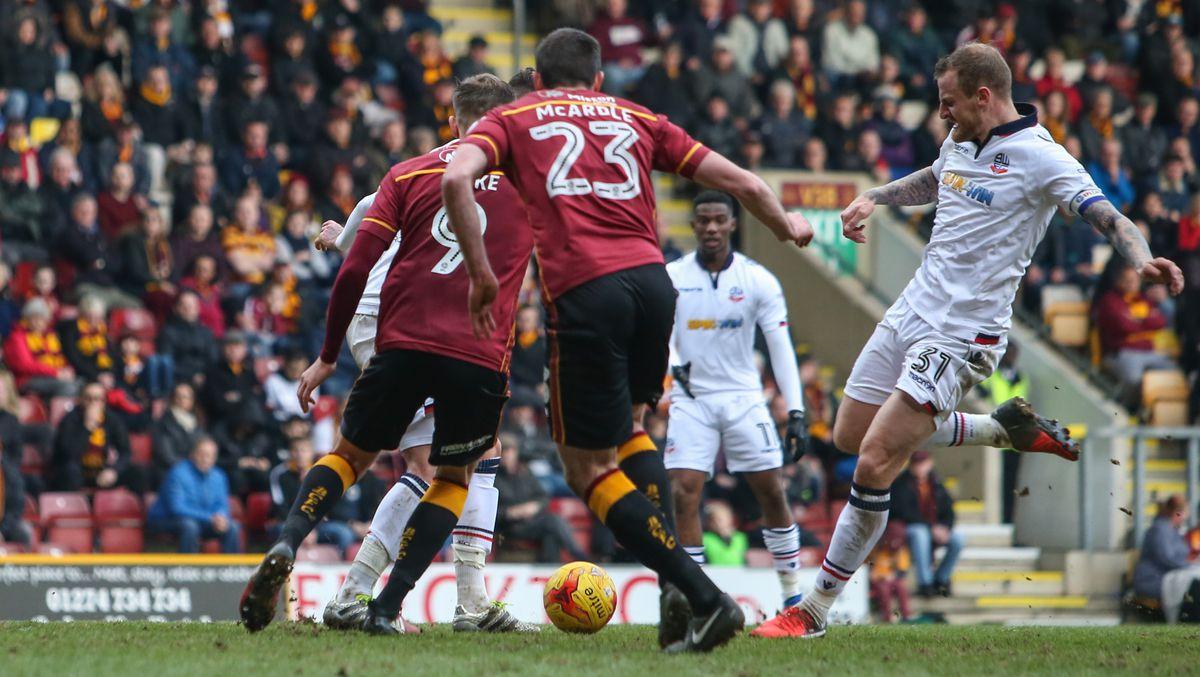 Bradford City v Bolton Wanderers - Sky Bet League One