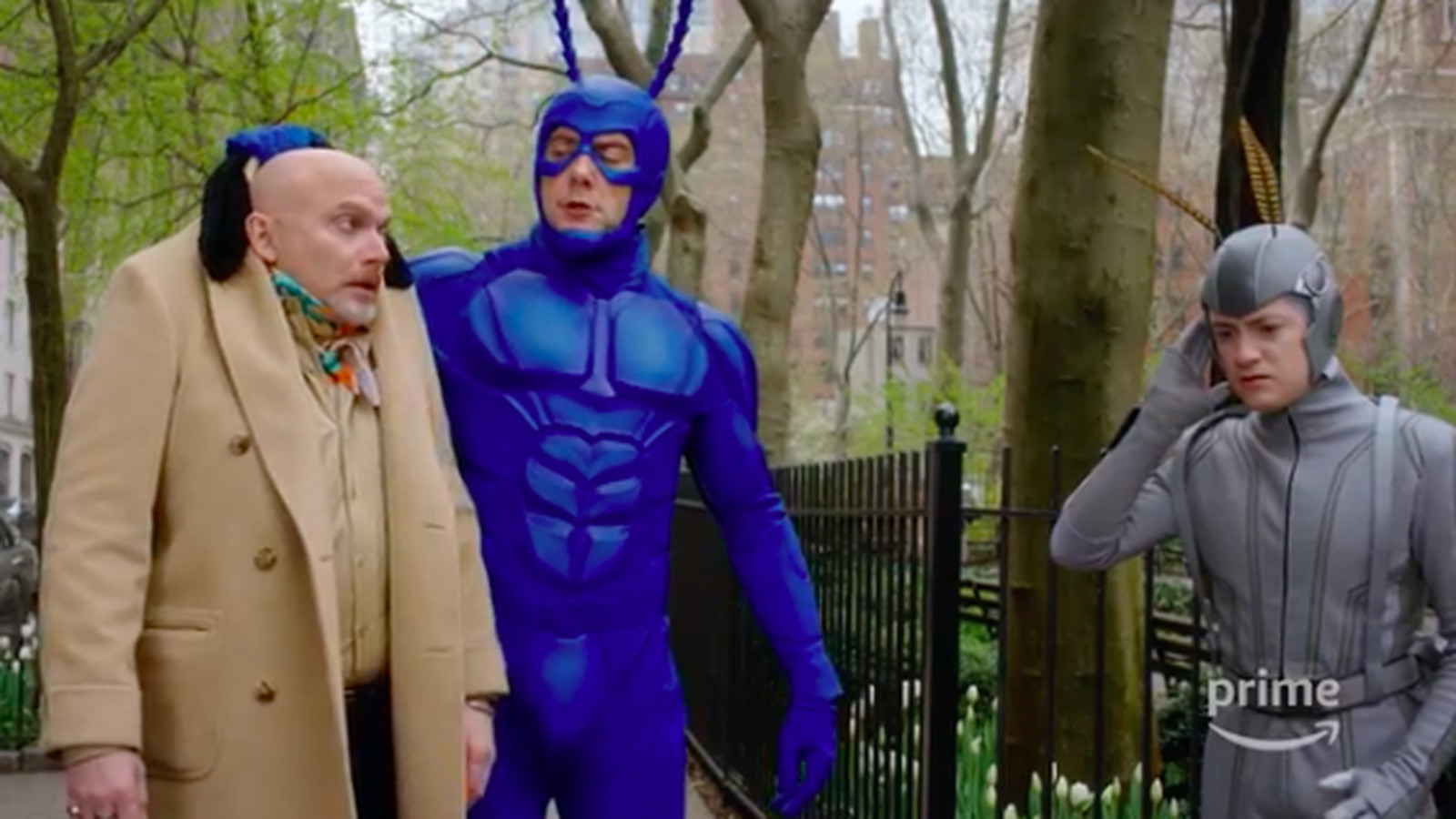 Watch the first trailer for amazon s the tick the verge - Home design shows on amazon prime ...