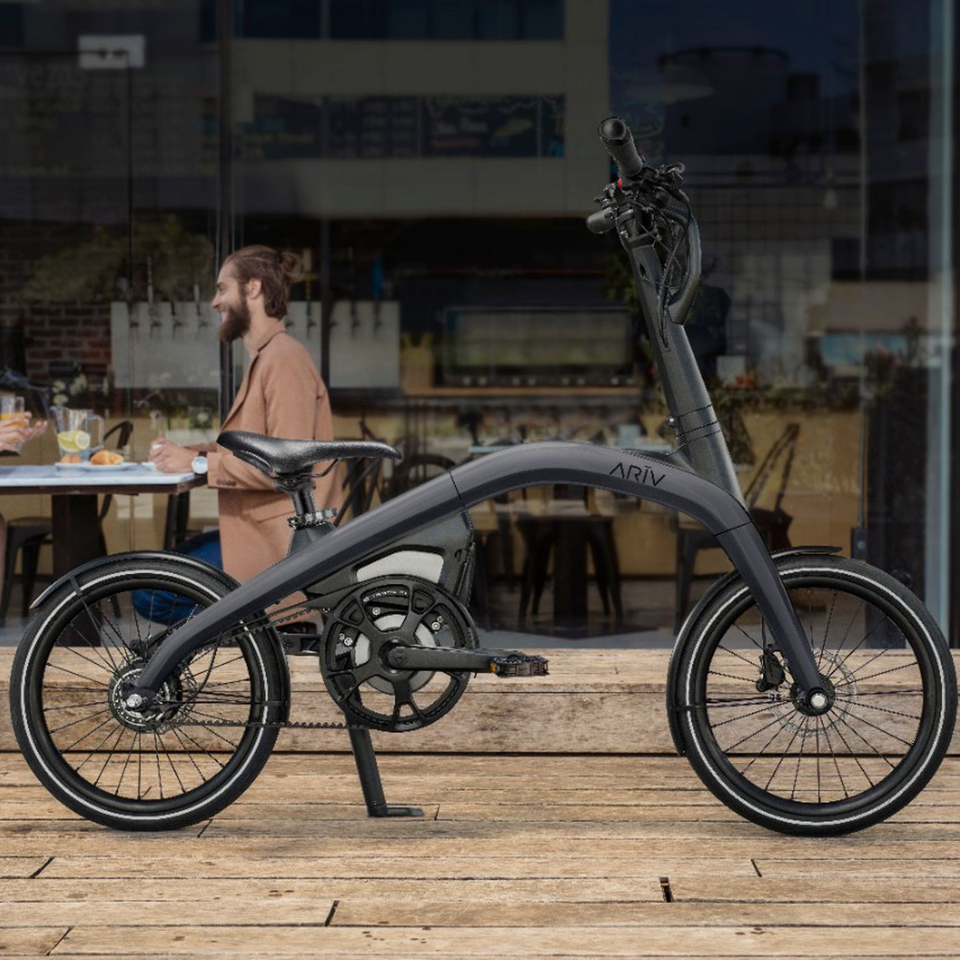 42fe73779ad General Motors starts taking orders for its first e-bike - The Verge