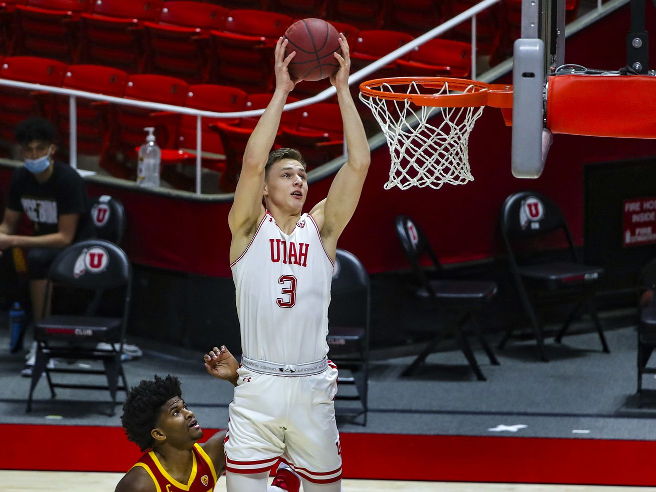 3 keys in the Utah Utes' 71-61 win over the No. 19 USC Trojans