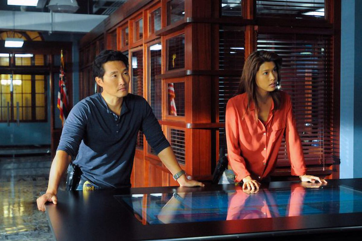 Image result for Chin Ho Kelly and Kono Kalakaua