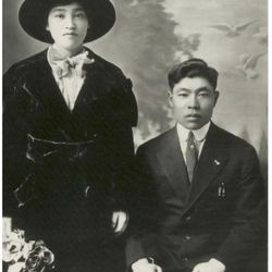 Norm Fukui's grandparents.