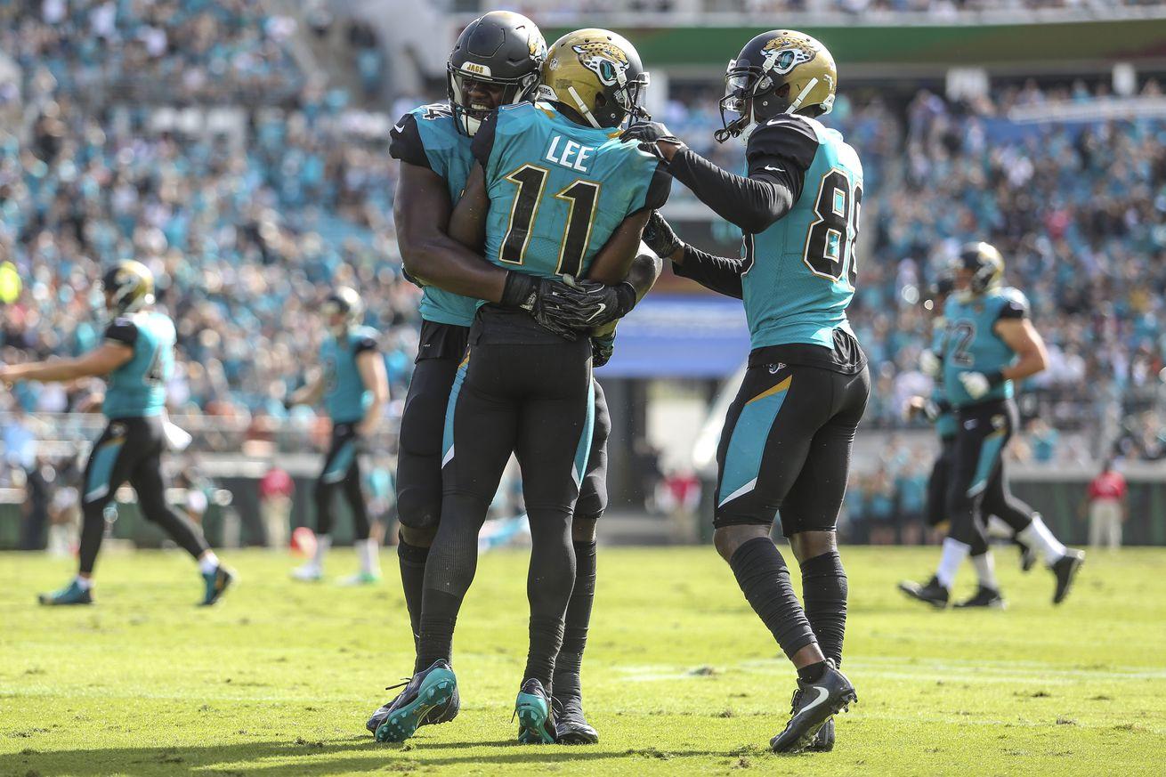 NFL: NOV 05 Bengals at Jaguars