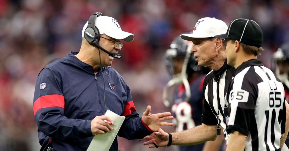 The Texans would be better off if they fired Bill O'Brien