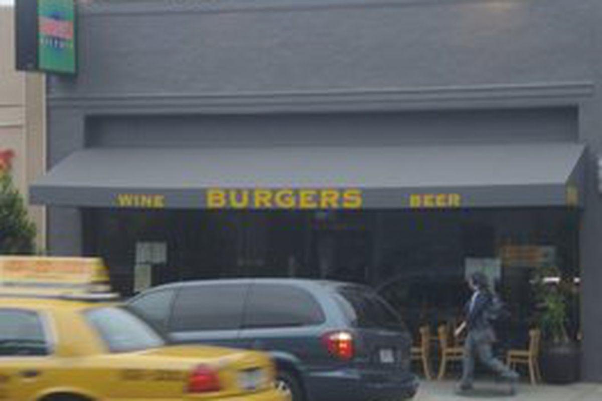 Burger Kitchen Under New Management Changes En Route Eater La