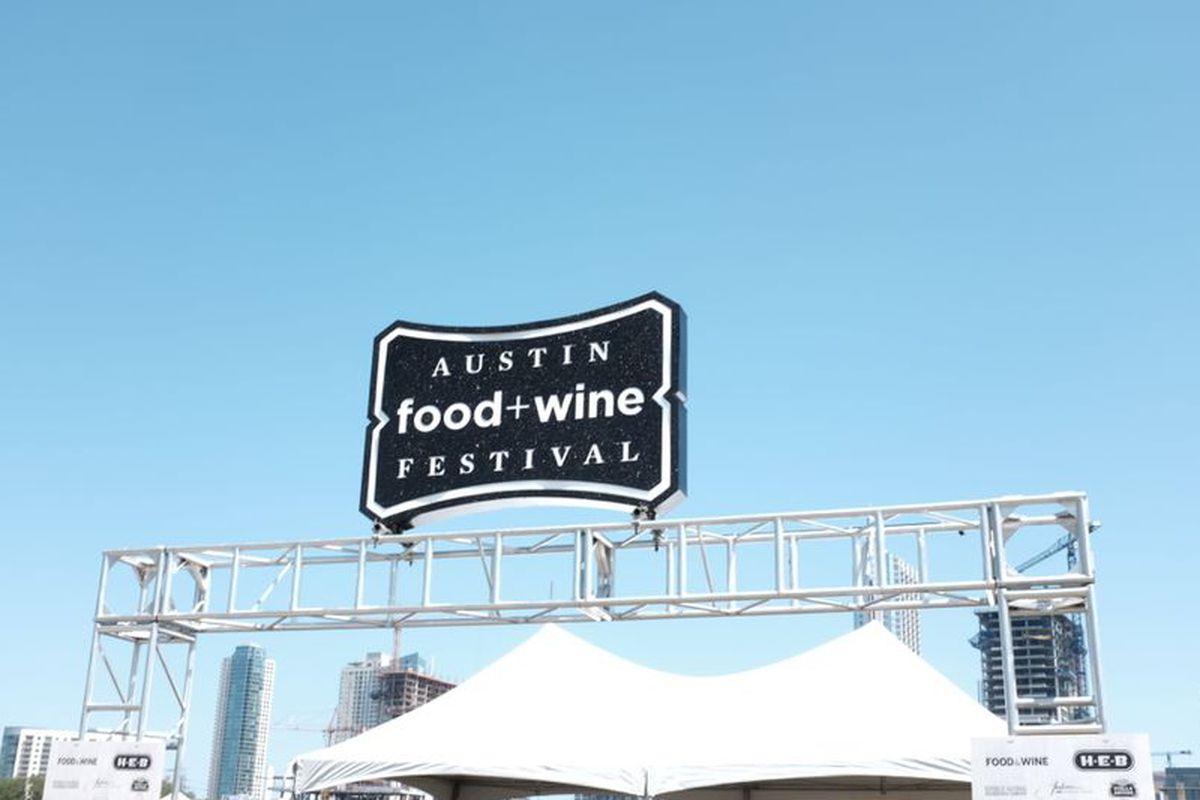 Austin Food and Wine Festival 2015