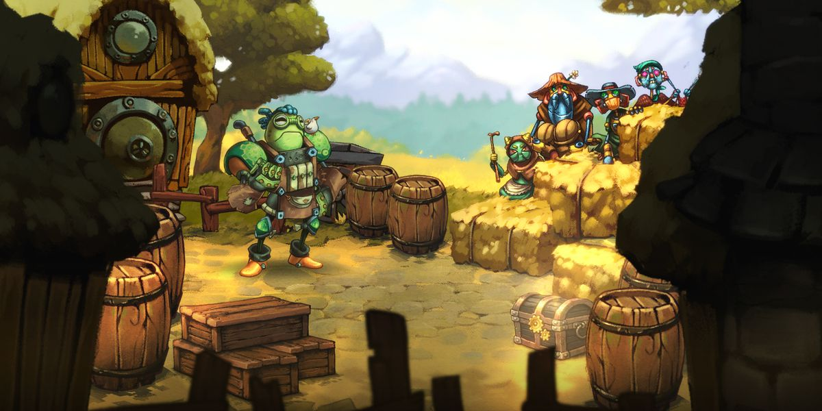 SteamWorld Quest: Why don't more franchises take risks like this