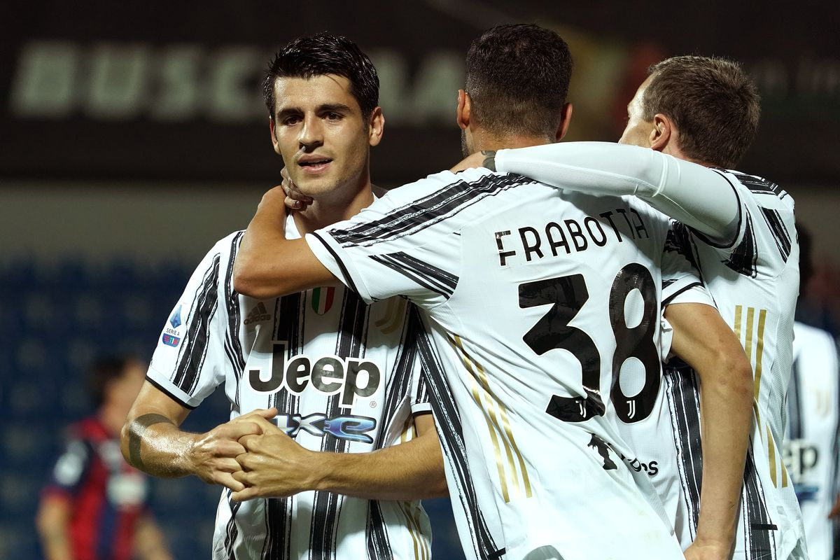Champions League Preview Juventus Vs Ferencvaros Black White Read All Over