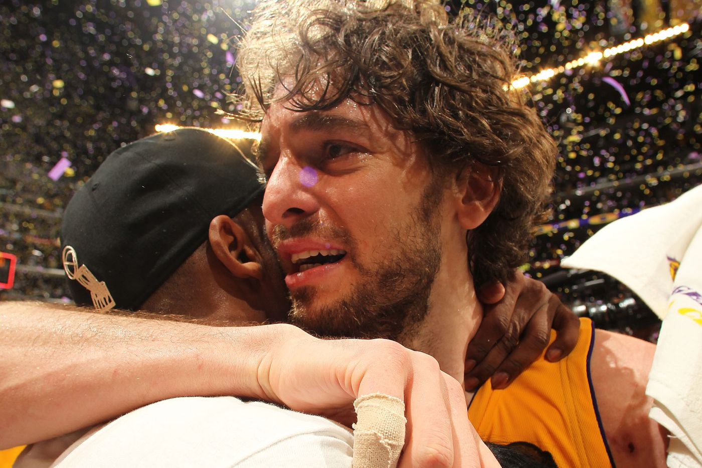 Lakers: Pau Gasol 'appreciative' that Kobe Bryant wanted their ...