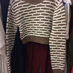 Nomia Sweater, $90