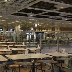 At 600 seats, this IKEA eatery is the largest of them all. Expect Spanish infused dishes in the future to cater to our local tastes.