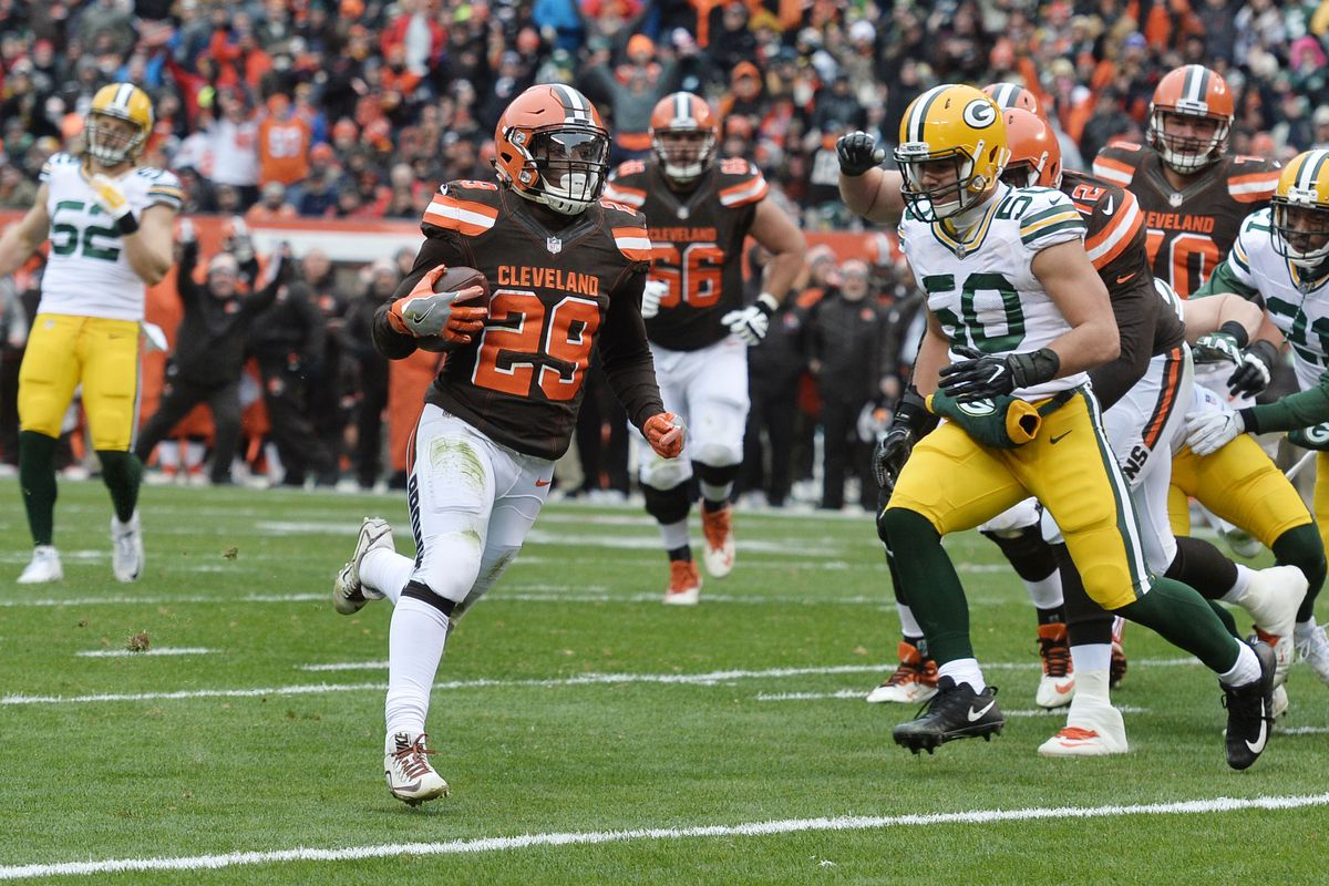 fad54402321c Cleveland Browns  Duke Johnson embracing his inner wide receiver ...