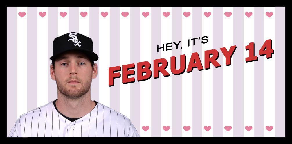 Conor Valentine's Day Card Feb 14 Hey