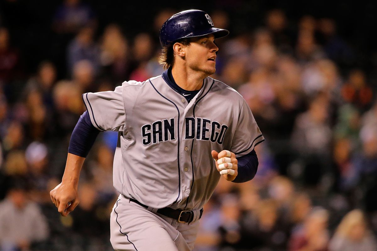San Diego Padres' Wil Myers