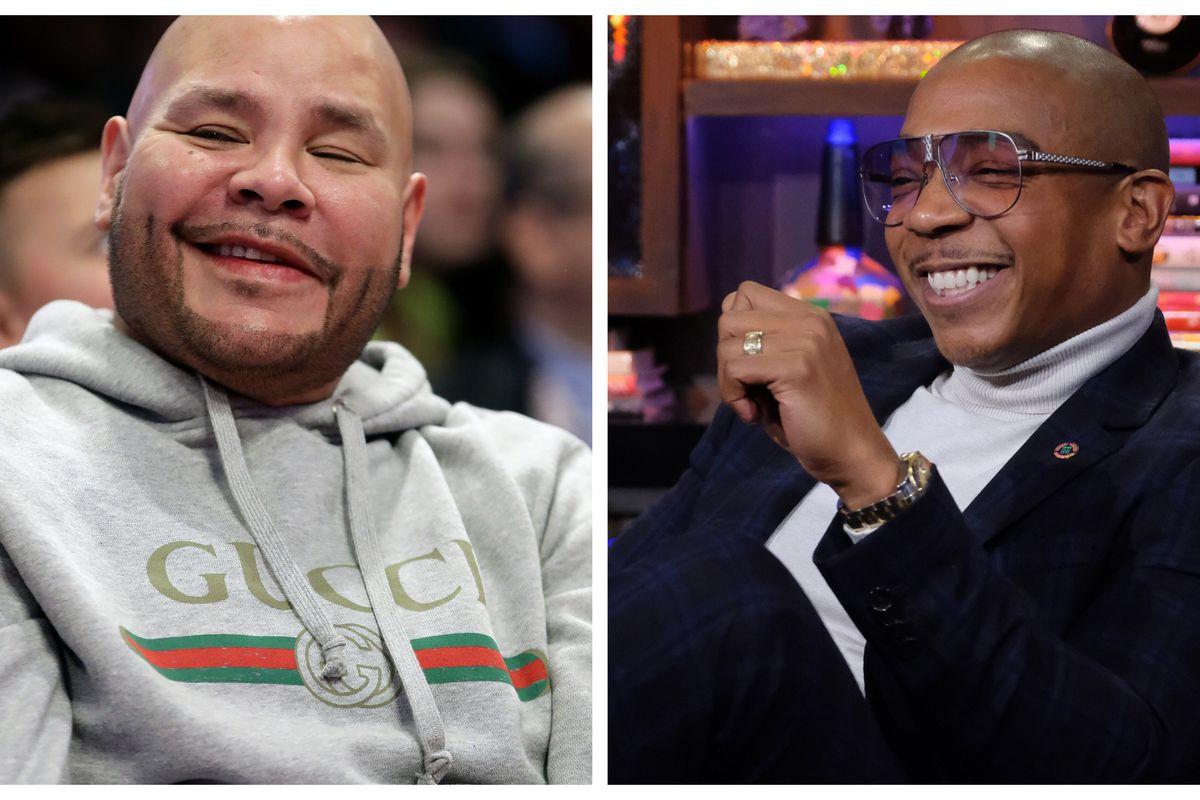 Fat Joe and Ja Rule