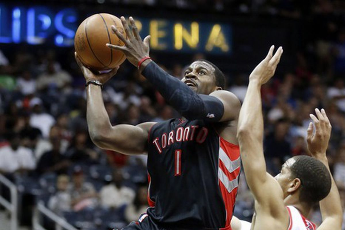 Justin Dentmon received a 10-day contract from the Toronto Raptors last season, can he do it again?