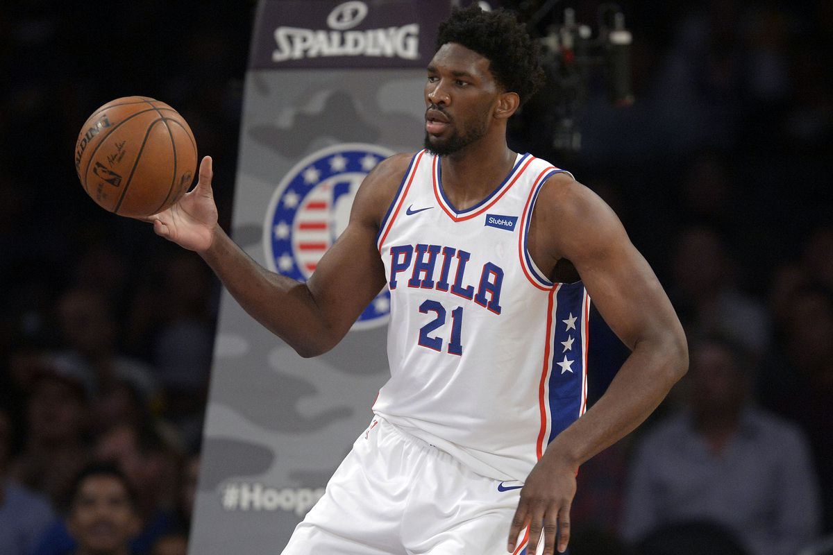 Lakers vs  Sixers Final Score: Joel Embiid's 46 points too much for