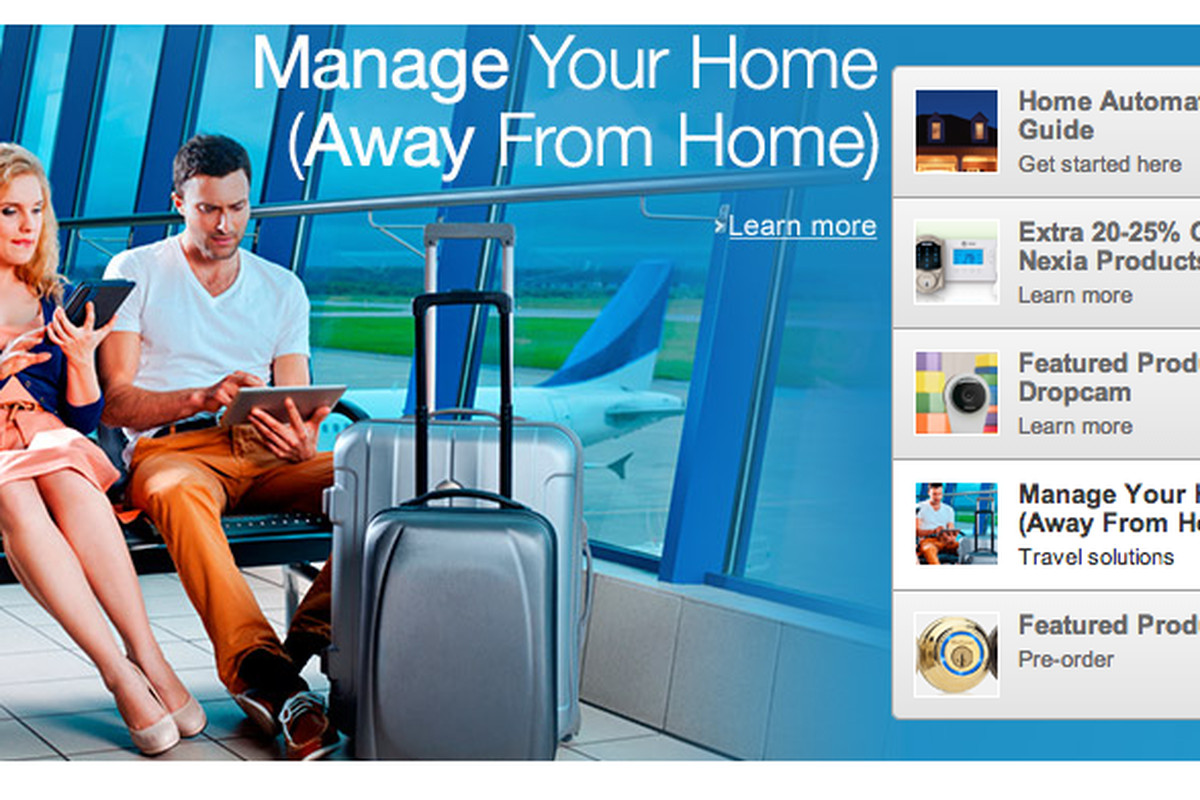Amazon launches Home Automation section for Nest ...