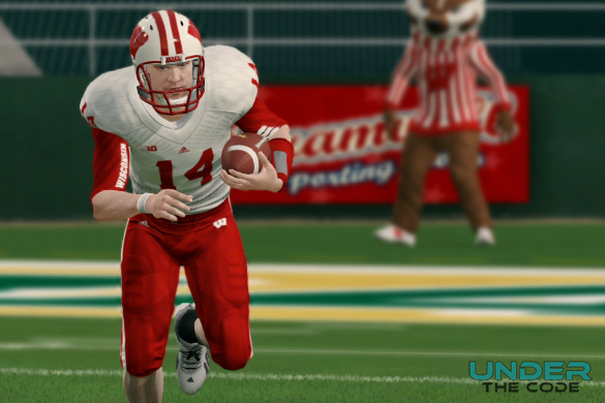 brand new 83d7f a06c7 New Wisconsin uniform features maybe, possibly revealed in ...