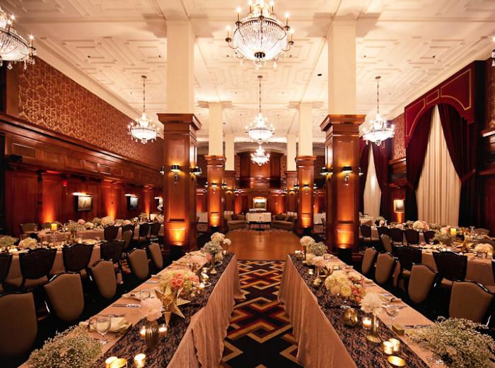The Los Angeles Wedding Venues Map