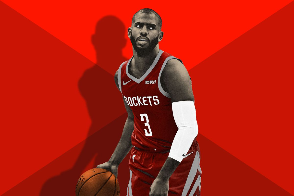 How Much Does Houston Rockets Point Guard Chris Paul Have