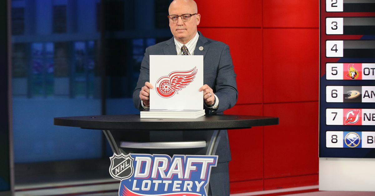 Nobody Wanted the Draft Lottery to Turn Out This Way - Winging It In Motown thumbnail