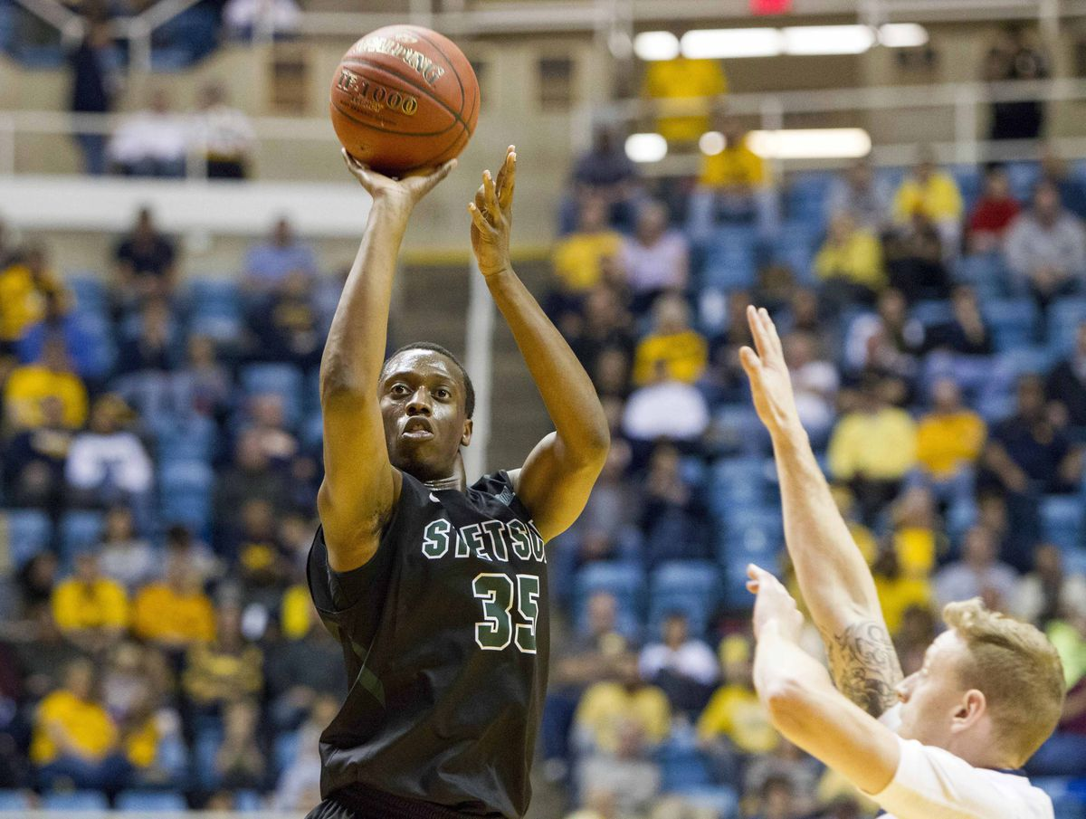 NCAA Basketball: Stetson at West Virginia