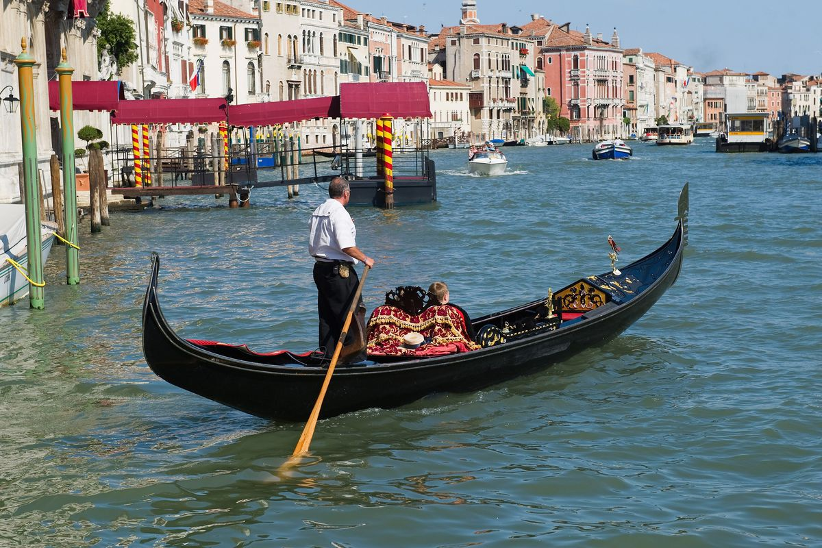 Climate change is already bad for Venice. It could really hammer the rest of the world in coming decades.