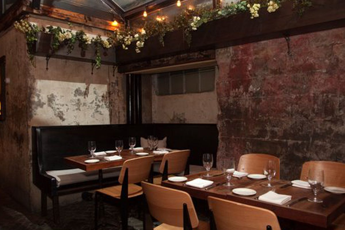 Former West Village Gem August Has Now Reopened On The Upper